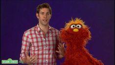 Ss is for soggy. Sesame Street: John Krasinski: Soggy