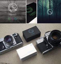 Garbas #branding #logo #design #photography  #graphic #design #studio