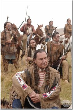 """Remembering August Schellenberg - May he """"Walk in Peace"""".  I had the pleasure of meeting him at a Native American gallery in Dallas, TX.  He wished me those words in an autographed photograph of his work on the movie Bury My Heart at Wounded Knee (2007).  He was extremely proud of this movie and cried when scenes of the movie were shown.  It was a pleasure to hear him speak."""