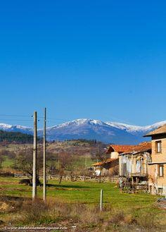 Semptemvri-Dobrinishte train runs through Balkan Alps and the views are magnificent <3 * * *  travel travelphotography Bulgaria travelbog Rhodope mountains