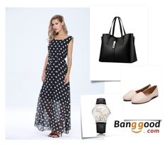 """""""#30/2 Banggood"""" by ahmetovic-mirzeta ❤ liked on Polyvore featuring Post-It"""