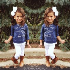 Perfect fall outfit! Kid style fashion