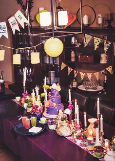 Wonderful Birthday Party Decorations #diy #idea #birthday #wonderful #decorations #original #homemade #amazing #try