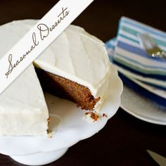 Sweet Potato Cake with Cream Cheese Frosting