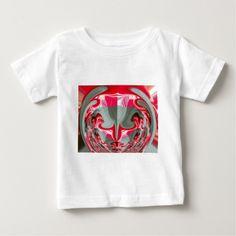 #Presentes #legal #redondos #vermelhos #de #Hakuna #Camisetas #para #Bebês e #Crianças #Swag