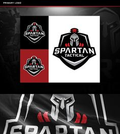 ARMA 3 Logo - Spartan Tactical on Behance