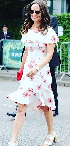 O estilo da... Pippa Middleton - Claudia BartelleClaudia Bartelle