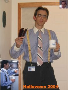 Office Space Tribute Costume