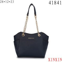 f23af367124e1 Excllent Michael Kors Chelsea Two-Tone Medium Navy Shoulder Bags Guard You  All The Time