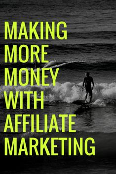 Making money in affiliate marketing is not a hard thing to do. Make More Money, Make Money Online, Affiliate Marketing, Earn Money Online