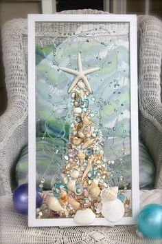 20 Starfish resin color choices sea ocean theme flat back frame diy decor beach