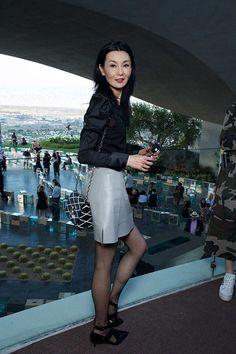 感受 Louis Vuitton 2016早春系列發佈會的魅力,亞洲名人紛紛出動
