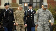 Bowe Bergdahl arraigned on charge of desertion