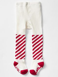 Stripe tights
