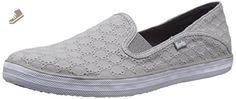 Keds Women's Crashback Eyelet Fashion Sneaker, Drizzle Gray, 6.5 M US - Keds sneakers for women (*Amazon Partner-Link)