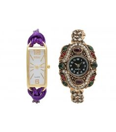 Rsol Combo Of 2 Analog-Digital Men And Women Watches