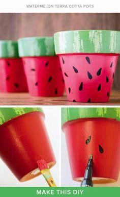 Vasinhos melancia