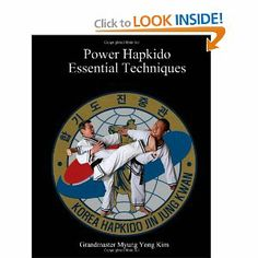 Great book with great illustrations of techniques if you are new to this or want to get reacquainted with Hapkido. Power Hapkido Essential Techniques by Myung Yong Kim. $42.70. Publisher: CreateSpace Independent Publishing Platform (July 7, 2011). Publication: July 7, 2011. Author: Myung Yong Kim