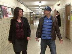 Students fight addiction at 'Recovery High' #NightlyNews