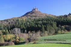 All sizes | Hechingen, Hohenzollern castle with landscape | Flickr - Photo Sharing!