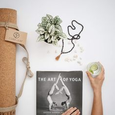 Yoga Mat - Australias first eco-friendly Cork Yoga Mat. It is the unique yoga mat alternative that is not only safe to use but also safe for the environment. Perfect unique gift for someone special (or yourself! - Made with natural cork and backed with Travel Yoga Mat, Yoga Strap, Yoga Equipment, Yoga Mat Bag, Yoga Art, Yoga Gifts, Mat Exercises, Yoga Accessories, Yoga Fitness