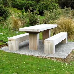 Generous Solid Construction Features Solid Timber Construction Plant Mounted Only Underground Portion of Seat - Preservative Applied Option of Heavy Weight or Light Weight versions Product Specifications Galvanized Fasteners NZ Grown Macrocarpa Timber Picnic Set, Street Furniture, Outdoor Furniture Sets, Outdoor Decor, Fasteners, This Is Us, Construction, Plants, Design