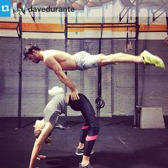 Repost from Dave Durante (@Dave Bird Durante). #CrossFit #Gymnastics -repost-from-dave-durante-davedurante-crossfit-gymnastics