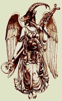 06- Analysis of the Archetypal Symbolism and Etymology of Baphomet | Mind Droppings