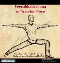 techniques to do trikonasana or triangle pose  its