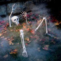 Ground Breaker Halloween Skeleton