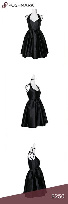 Madison Ave. Strap Black Dress Sz 2 NWT ( New with Tags ) Madison Ave Strap Black Dress Size 2. This dress is a perfect beauty for Prom or any other formal gathering / dance. From Nordstrom, priced originally at $598. Madison Ave. Dresses