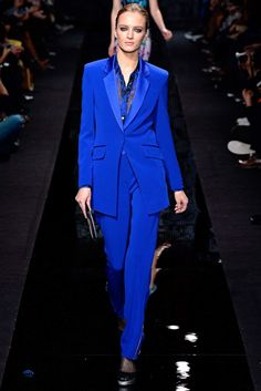 See the complete Diane von Furstenberg Fall 2015 Ready-to-Wear collection.