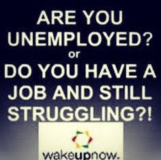 I'm showing people the opportunity of a lifetime. WAKEUPNOW is financial wellness program that allows you to Make, Save, and Manage your money all while being your own boss. If you're interested in investing in your financial success, join my team and let's all be financially free! Www.roxsandgems.wakeupnow.com