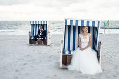 Kirchlich heiraten am Strand von Sylt