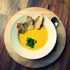 Z ghetta blog: Kukuřičná polévka Eggs, Cooking, Breakfast, Blog, Soups, Cuisine, Kitchen, Egg, Blogging