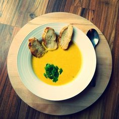Z ghetta blog: Kukuřičná polévka