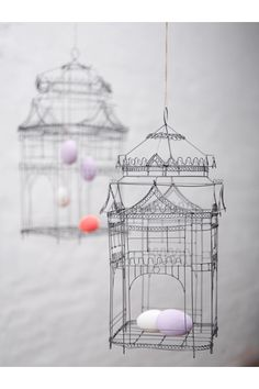 Bird cage from Madam Stoltz