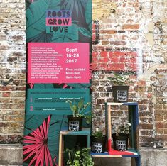 Roots Grow Love was a installation designed by Upcircle for London Design Festival. Design Studio London, London Design Festival, Farms In London, Slow Design, Design Movements, Graphic Design Studios, Sustainable Design, Growing Plants, Innovation Design