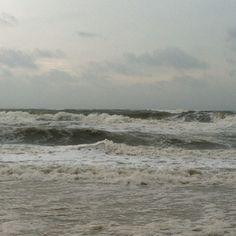 Orange Beach, AL during Hurricane Isaac 8/28/2012