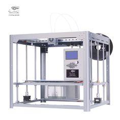 2017 Newest Flyingbear Tornado 3d Printer large Linear guide rail High Quality Precision DIY 3d Printer kit