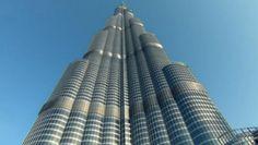 Burj Khalifa. La plus haute tour du monde. 2010