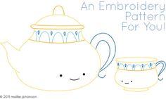 Tea Time! by wildolive, via Flickr