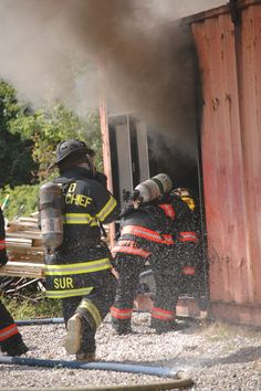 As Interior Safety Officer, we must be dilligent in keeping a close eye on the attack team  #firefighters