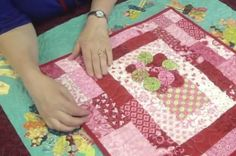 13 pages of tutorials.  Great information for quilting