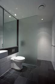 frosted glass walk in shower - Google Search