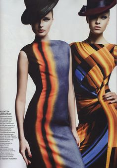There is a lot of Progress | Alexey Kolpakov #photography | Vogue Russia July 2011