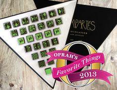 Gourmet Single Origin Chocolate Gift Box - OPRAH'S FAVORITE THINGS 2013!