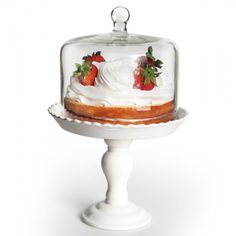 So this is like the cutest cake stand ever!! Want this