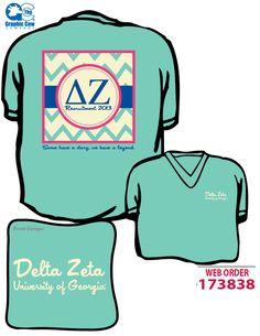 recruitment shirt idea!!