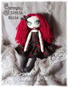Annabel Rose by Jo Hards